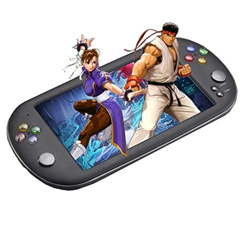 Smart-US Handheld Game Consoles Double Rocker 16GB 7 Inch high Definition Screen 1500 Classic Game, Support Video & Music Playing megapixel Camera Birthday and New Year's Best Gift for Kids by Smart-US (Image #8)
