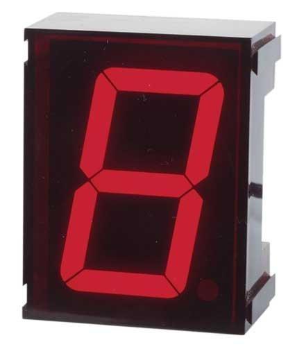 Velleman MK153 Jumbo Single Digit Clock by Velleman