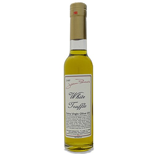 White Truffle Oil SUPER CONCENTRATED 200ml (7oz) 100% Natural NO ARTIFICIAL ANYTHING (Truffle Olive Oil compare prices)
