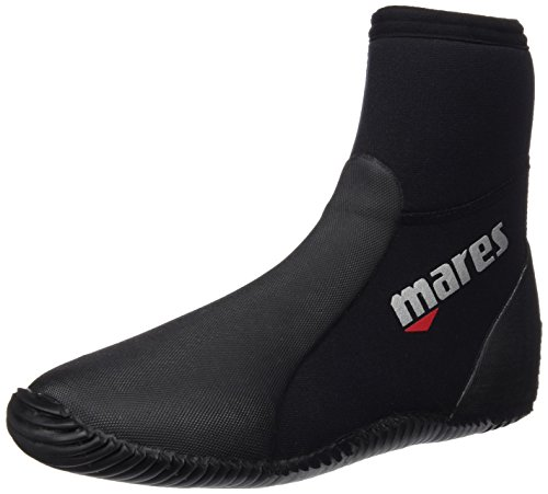 Mares Unisex Dive Boots Classic NG 5 mm black/grey
