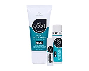 All Good Sun Care Set - Unscented