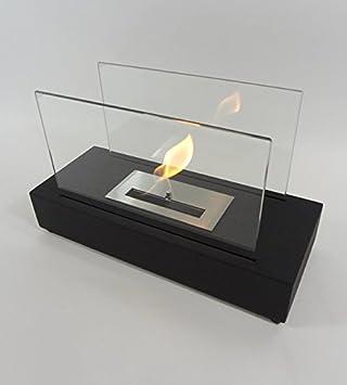 Amazon.com : Nu-Flame Incendio Tabletop Ethanol Fireplace : Indoor ...