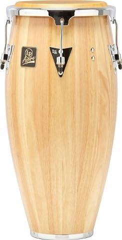 Latin Percussion LPA611-AWC Aspire Wood 11-Inch Conga - Natural/Chrome (Lp Aspire Bongo Head)