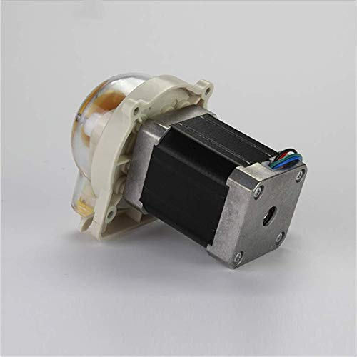 Peristaltic Pump with Stepper Motor Dosing Tubing Hose Pump Large Flow Micro 12-24v Roller
