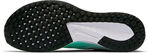 Zapatillas De Running Nike Mujeres Zoom Elite 9 (blanco / Turquesa, 11.0 B (m) Us)