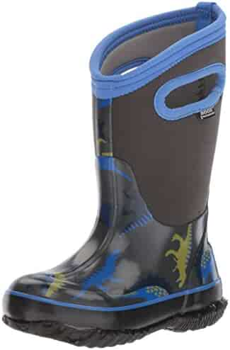 Bogs Classic Dino Kid's Insulated Boots