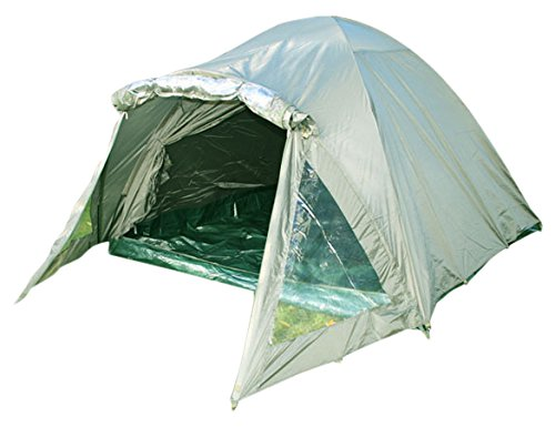 NGT Waterproof  Unisex Ski Bivvy Tent available in Green - One Size by GNT (Image #1)