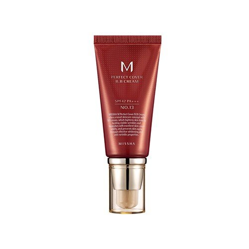 MISSHA M Perfect Cover BB Cream SPF 42 PA+++ #13 Bright Beige MSMS1052