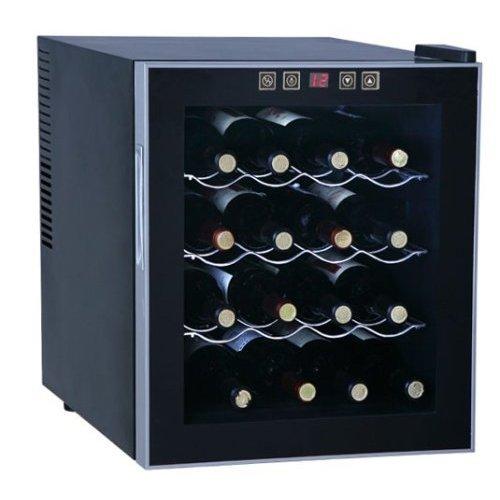 Sunpentown WC-1682 Thermoelectric 16-Bottle Wine Cooler Sunpentown Int' l Inc.