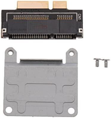 homyl mSATA 52pin SSD a 8 + 18 pines SSD accesorio recambio para ...