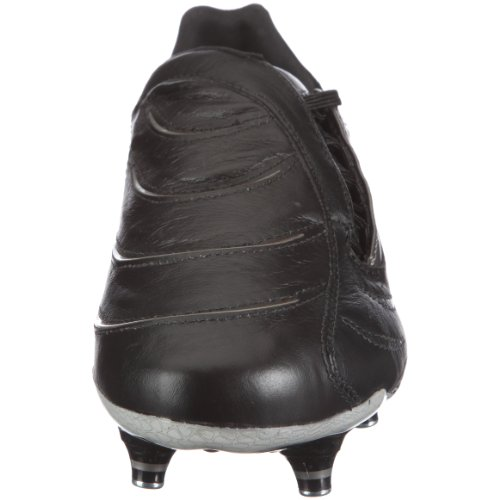 hvitt Sg Unisex Fotballsko Puma 1 Svart alderen 10 Powercat voksen Sølv wB1x1Xq8