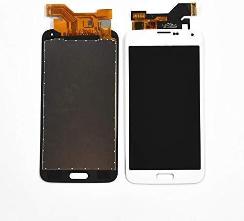 Pantalla LCD  para Samsung Galaxy S5 i9600 G900 (blanco)