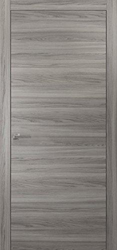 Wood Doors Flush - Planum 0010 Interior Modern Solid Flush Wood Door 32