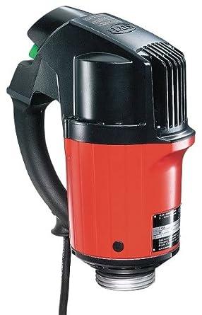 Flux f458 1 120v electric drum pump motor 3 4 hp tefc for 1 5 hp 120v electric motor