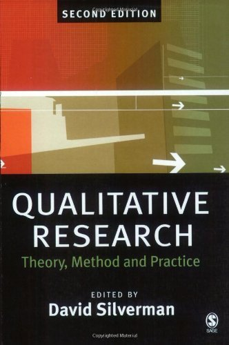 Qualitative Research: Theory, Method and Practice (2nd Edition) (2004-06-09) [Paperback]
