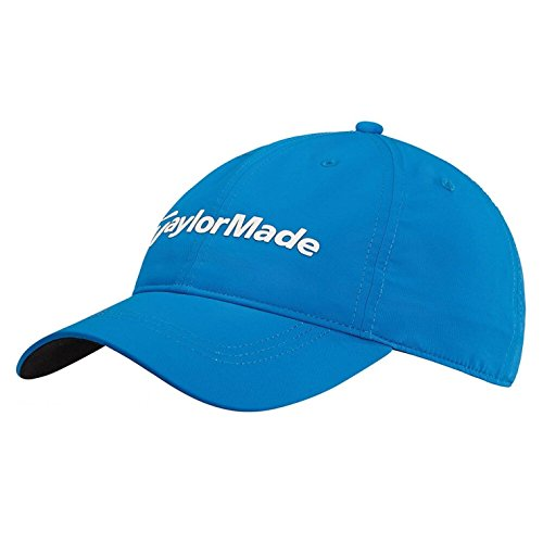 (TaylorMade Performance Lite Weight Relaxed Adjustable Hat - Blue)