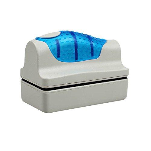 [해외]수족관 물고기 탱크 유리 조류 유리 청소기 스크러버 부동 미끄러운 깨끗한 브러시/Magnetic Aquarium Fish Tank Glass Algae Glass Cleaner Scrubber Floating Anti