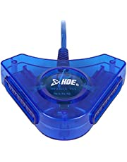 HDE PS PS2 USB Dual Controller to PC Adapter Converter