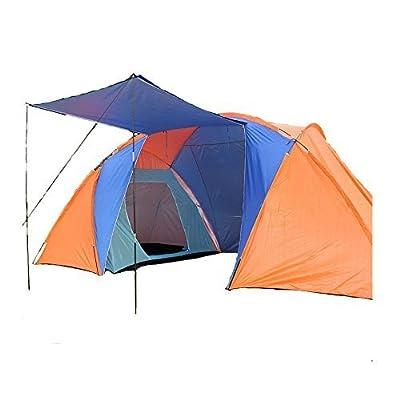 Le NOUVEAU Tente le Two-room Structure est simple, le camping, alpinisme, pêche, froid, anti UV