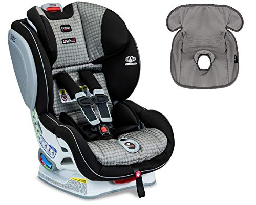Britax Advocate ClickTight Convertible Car Seat with Free Waterproof Seat Liner (Venti)