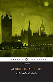 O livro de Moriarty por [Doyle, Arthur Conan]