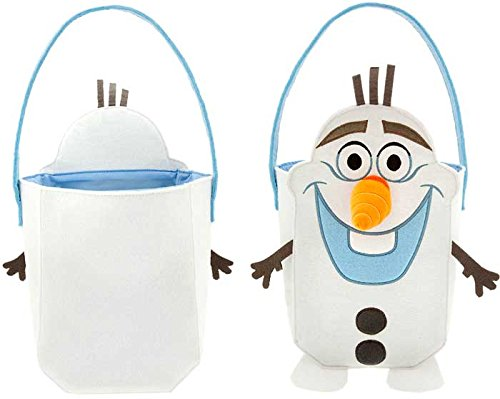 Disney Frozen Exclusive Trick or Treat Tote Bag Olaf (Frozen Trick Or Treat Bag)