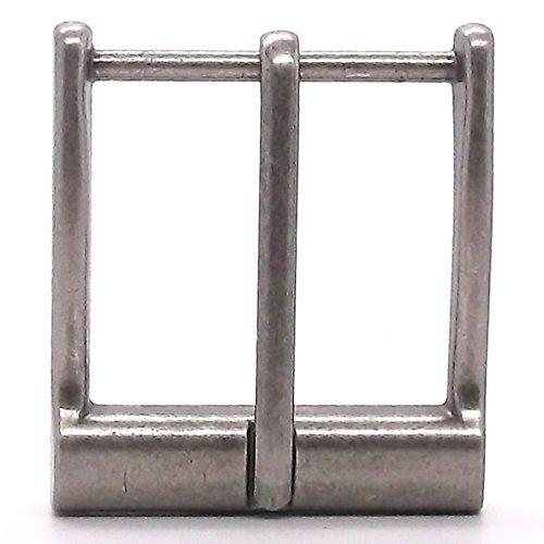 Heel Bar Buckle (Heel Bar Buckle Antique Nickel 1-1/2