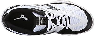 Mizuno Women's Wave Hurricane 2 Volleyball Shoe from Mizuno