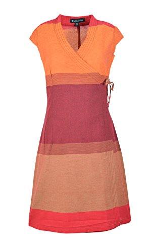 Patay Sari de soie courtes mousseline en manches Robe Yw0gqg