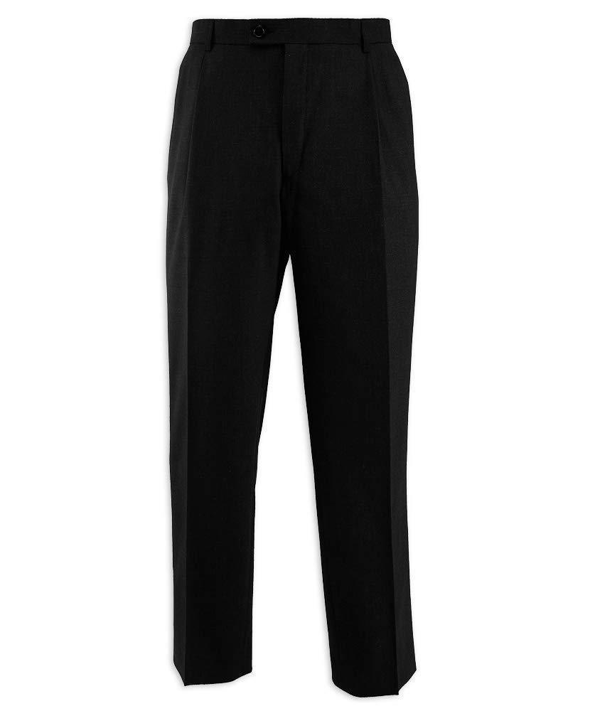 Alexandra Alexandra Cadenza pour homme Simple Pantalon de pli CZ301BK-32S