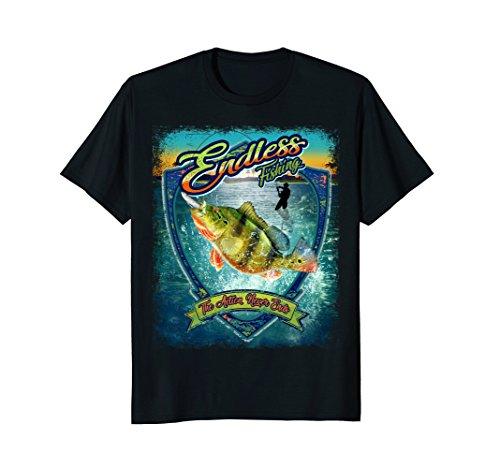 Big Bass T shirt Peacock Bass Endless Fishing