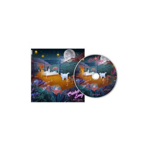 Muse Single (Daynite Records MOON HYUNA NINE MUSES - Cricket Song (Single) CD + Photocard)