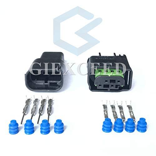 amazon com 5 set 4 pin 1 967640 1 8e0 971 934 968399 1 lpgamazon com 5 set 4 pin 1 967640 1 8e0 971 934 968399 1 lpg converter automotive harness connector female male auto plug for vw audi bmw home audio \u0026