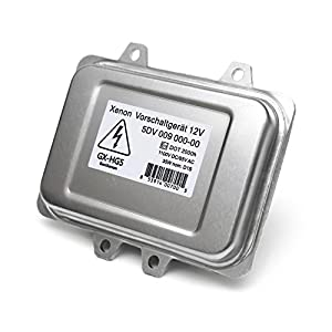 Replacement 5DV 009 000-00 Xenon HID Ballast Headlight Control Unit Module for BMW, Mercedes, Cadillac, Jaguar, Volkswagen, Lincoln, Chrysler, Saab, Hyundai