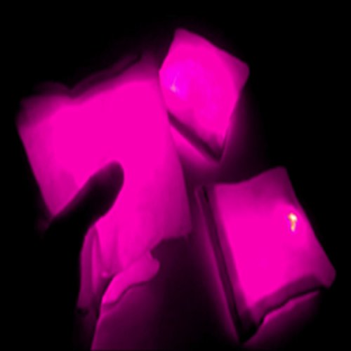 GlowCity Light Up Bean Bags 4 Pack (Pink)