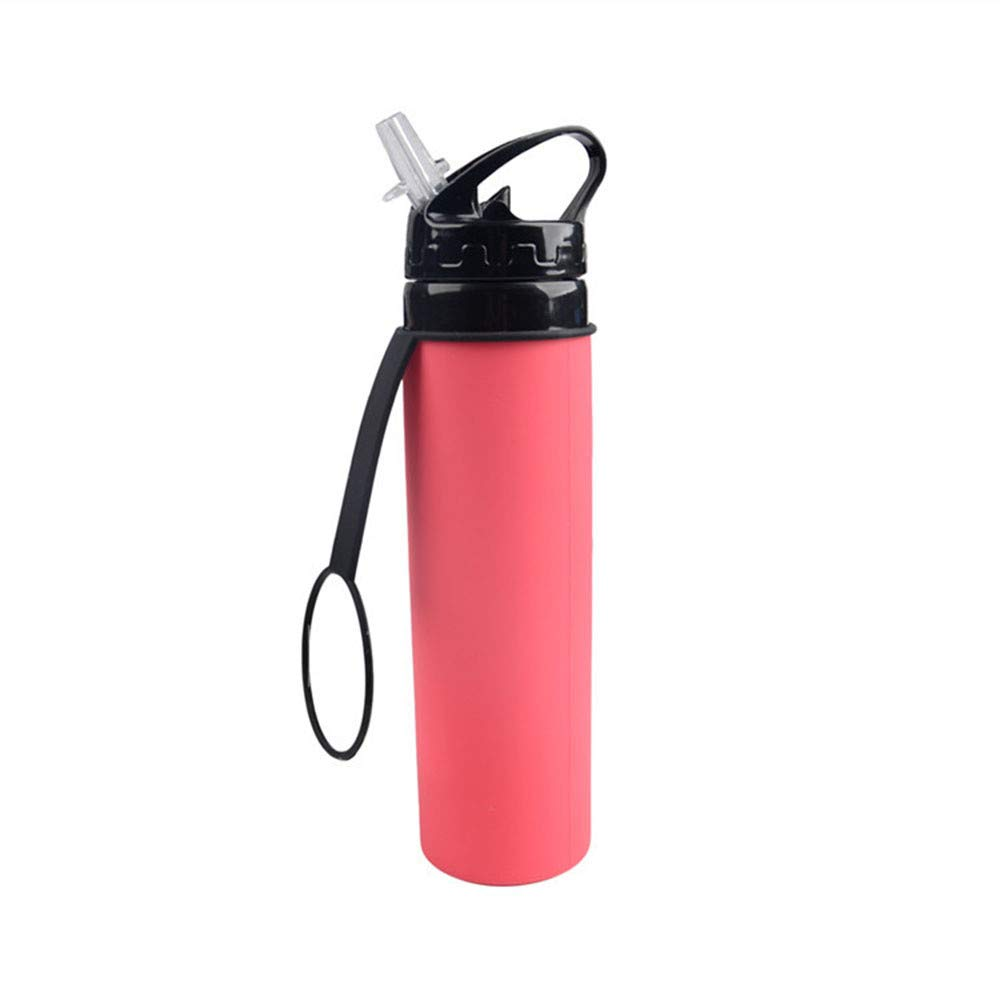SYT Water cup Im Freien Freien Freien Faltbare Wasserflasche Kieselgel Reisen Sport Laufen Radfahren Wasserkocher Gesunde Weiche Material Wandern Camping Krug B07G95XGM4 | Preisreduktion  904538