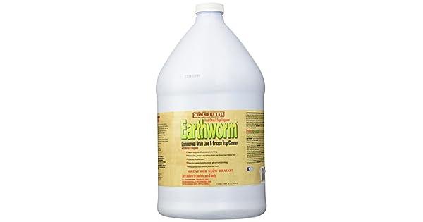 Amazon.com: Earthworm línea de drenaje comerciales y grasa ...