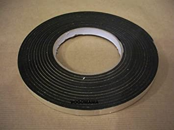 5 Metre Sealing Foam Strip For Cooker Hobs Or Kitchen Sinks Appliances 1 Sided