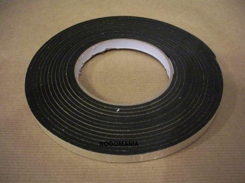 5 Metre Sealing Foam Strip for Cooker Hobs or Kitchen Sinks / Appliances 1 Sided Hoodmania