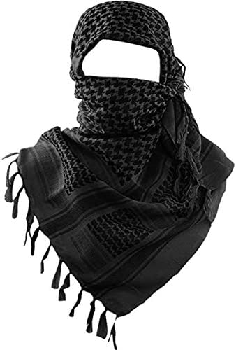 MAGNIVIT Cotton Keffiyeh Tactical Shemagh product image