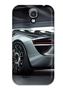 Premium [MQEuczD1837UMsPX]porsche Spyder Wallpaper Case For Galaxy S4- Eco-friendly Packaging