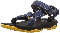 Teva Boys' T Hurricane Xlt 2 Sport Sandal, Speck Navy, 7 M Us Toddler