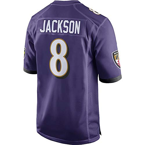 (Men's/Women's/Youth_Lamar_Jackson_Purple_20818_Game_Jersey)