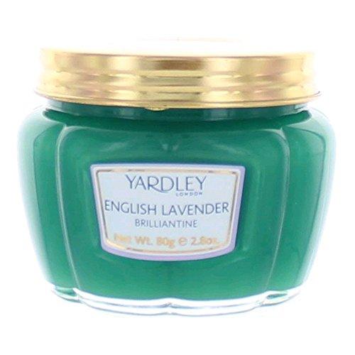 Yardley of London English Lavender Brilliantine for Women, 2.8 Ounce