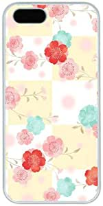 Abstract Floral Pattern Theme Hard Back Cover Case For iphone 5 5s