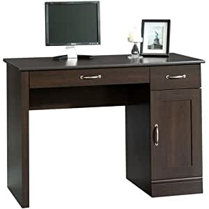 Sauder parklane collection computer keyboard shelf desk office home storage drawer - Sauder computer desk assembly instructions ...