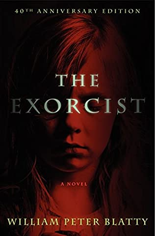 book cover of The Exorcist