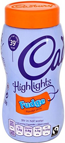 Cadbury Highlights Fudge Fairtrade 154 Gram