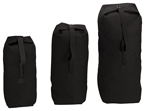 Rothco Top Load Canvas Duffle product image