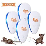 FlyWallD New Environmentally Friendly Ultrasonic Pest Repeller Mice Mosquitoes Cockroaches Bugs Flies Odorless